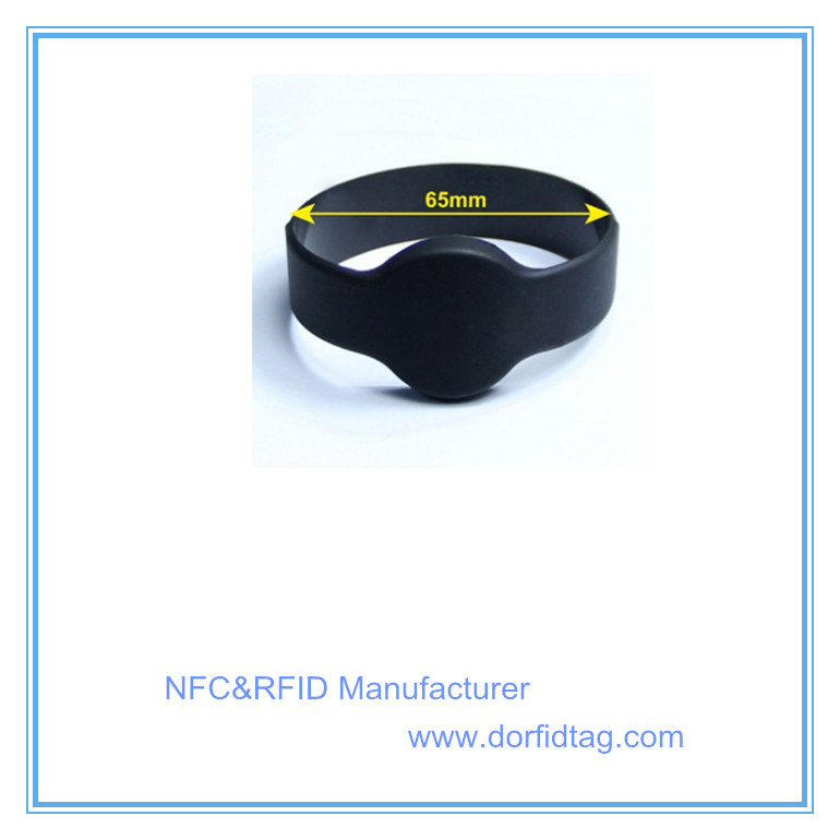 Cheap RFID wristband waterproof RFID wristband tag RFID event wristband